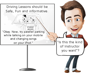 How to choose a driving instructor